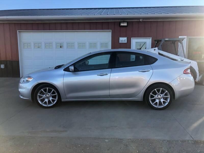 2013 Dodge Dart for sale at TnT Auto Plex in Platte SD