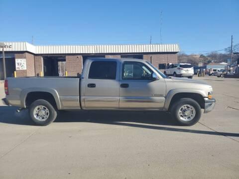 2001 Chevrolet Silverado 1500HD for sale at RIVERSIDE AUTO SALES in Sioux City IA