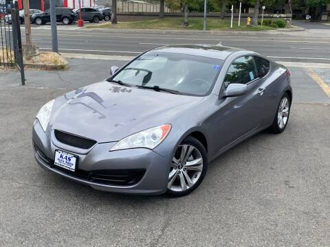 2010 Hyundai Genesis Coupe for sale at KAS Auto Sales in Sacramento CA