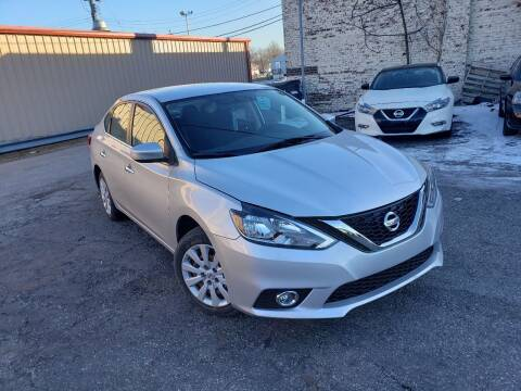 2016 Nissan Sentra for sale at Some Auto Sales in Hammond IN