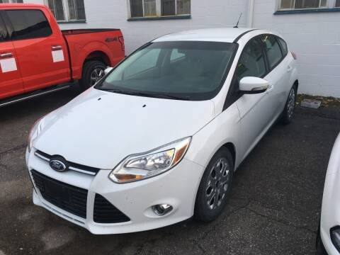 2012 Ford Focus for sale at Albia Motor Co in Albia IA