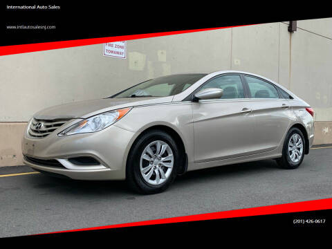 2011 Hyundai Sonata for sale at International Auto Sales in Hasbrouck Heights NJ