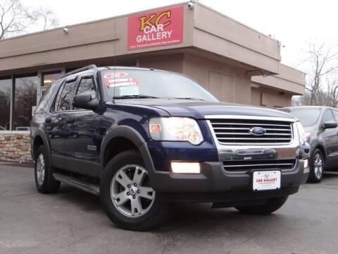 2006 Ford Explorer for sale at KC Car Gallery in Kansas City KS