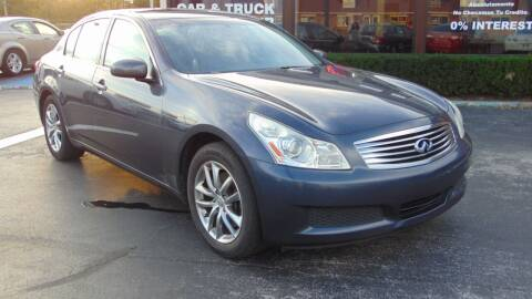 2008 Infiniti G35 for sale at Guidance Auto Sales LLC in Columbia TN