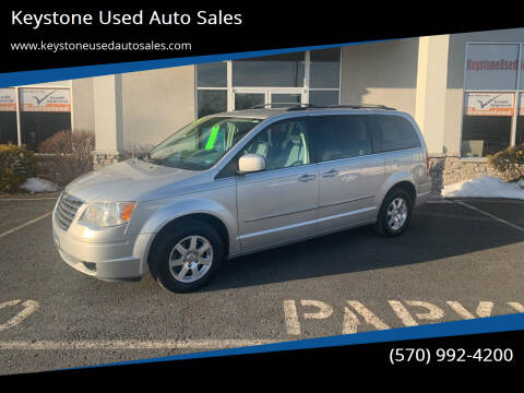 2009 Chrysler Town and Country for sale at Keystone Used Auto Sales in Brodheadsville PA