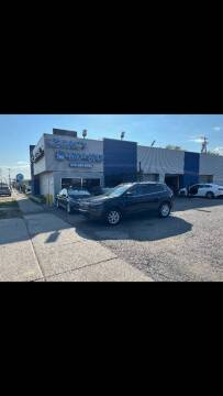 2014 Jeep Cherokee for sale at Legacy Motors in Detroit MI
