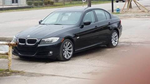 2011 BMW 3 Series for sale at North Loop West Auto Sales in Houston TX