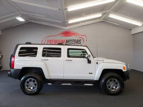 2007 HUMMER H3 for sale at Premium Motors in Villa Park IL
