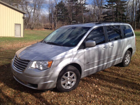 2008 Chrysler Town and Country for sale at Hutchys Auto Sales & Service in Loyalhanna PA