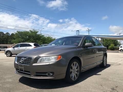 2011 Volvo S80 for sale at GR Motor Company in Garner NC