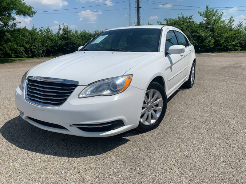 2013 Chrysler 200 for sale at Craven Cars in Louisville KY