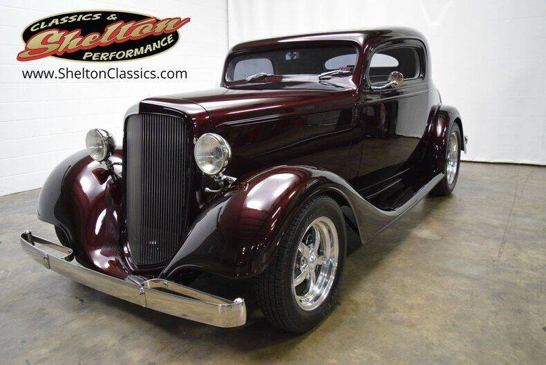 1934 Chevrolet 210 for sale in Mooresville, NC