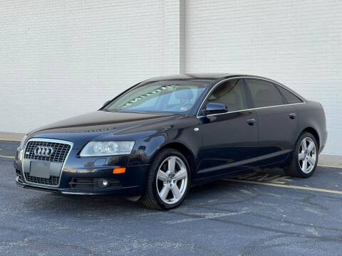 2008 Audi A6 for sale at Carland Auto Sales INC. in Portsmouth VA