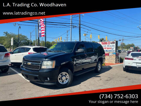 2007 Chevrolet Suburban for sale at L.A. Trading Co. Woodhaven in Woodhaven MI