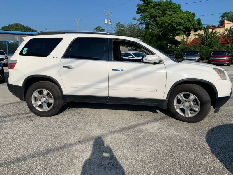 2009 GMC Acadia for sale at Showroom Auto Sales of Charleston in Charleston SC