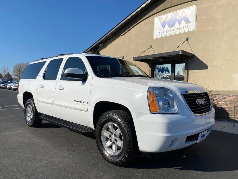 2007 GMC Yukon XL for sale at Western Mountain Bus & Auto Sales in Nampa ID