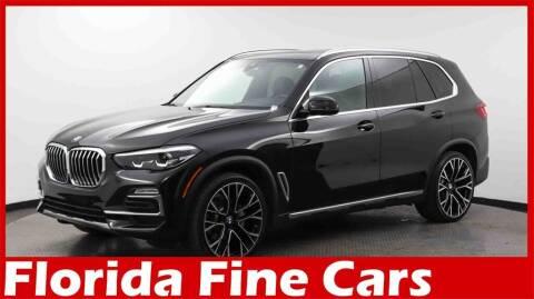2019 BMW X5 for sale at Florida Fine Cars - West Palm Beach in West Palm Beach FL