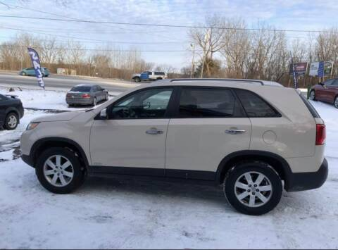 2011 Kia Sorento for sale at KMK Motors in Latham NY