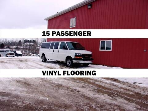 2018 GMC Savana Passenger for sale at Windy Hill Auto and Truck Sales in Millersburg OH