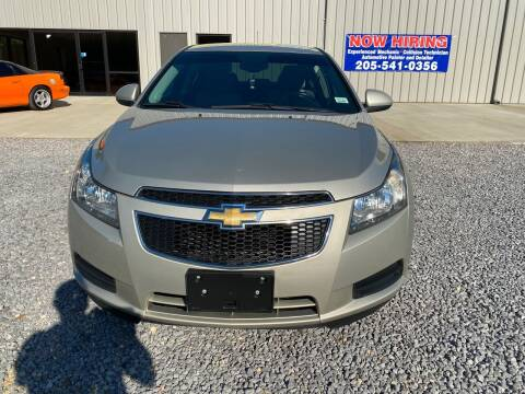 2014 Chevrolet Cruze for sale at Anaheim Auto Auction in Irondale AL
