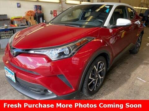 2018 Toyota C-HR for sale at Nyhus Family Sales in Perham MN