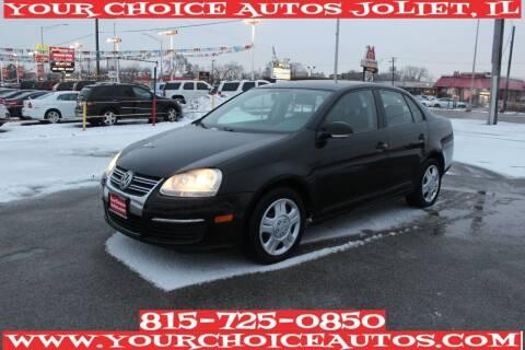 2010 Volkswagen Jetta for sale at Your Choice Autos - Joliet in Joliet IL