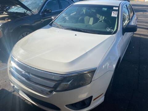 2010 Ford Fusion for sale at Right Place Auto Sales in Indianapolis IN