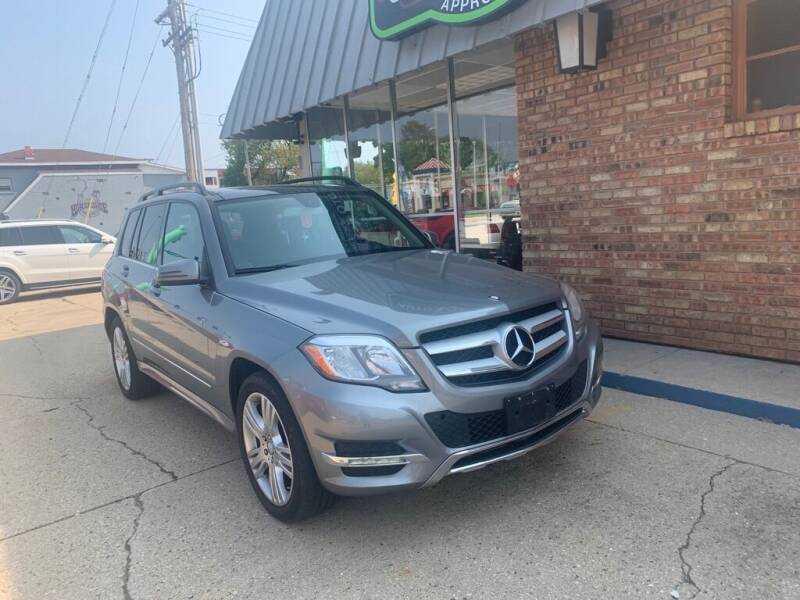 2013 Mercedes-Benz GLK for sale at LOT 51 AUTO SALES in Madison WI