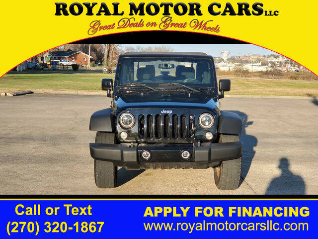 Used Jeep Wrangler For Sale In Bowling Green Ky Carsforsale Com