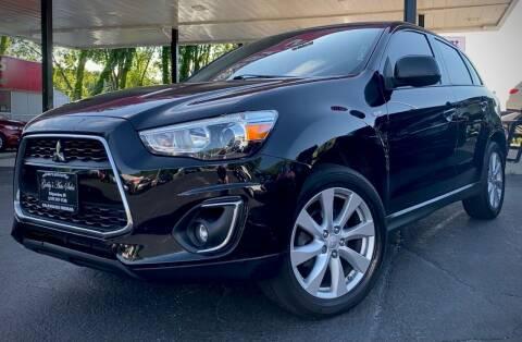 2015 Mitsubishi Outlander Sport for sale at GABBY'S AUTO SALES in Valparaiso IN