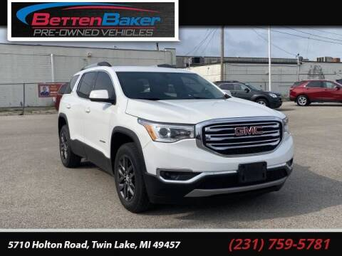 2017 GMC Acadia for sale at Betten Baker Preowned Center in Twin Lake MI