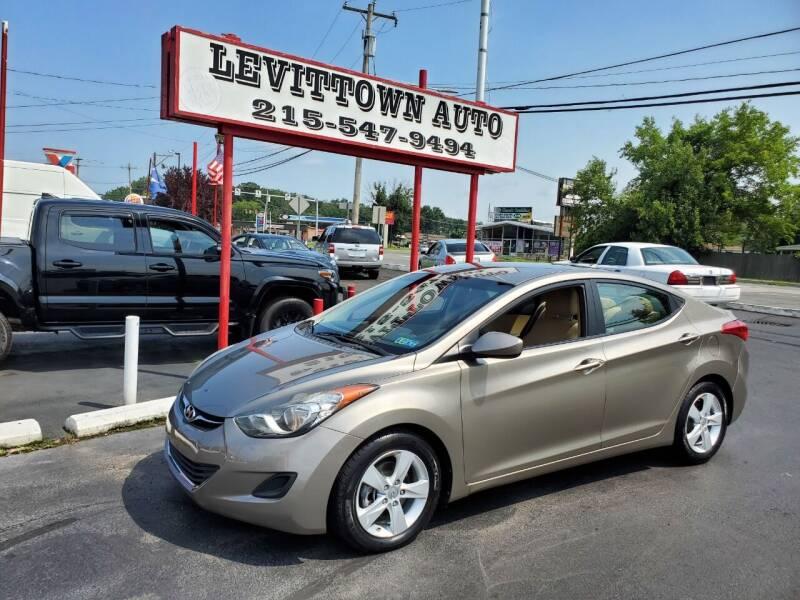 2013 Hyundai Elantra for sale at Levittown Auto in Levittown PA