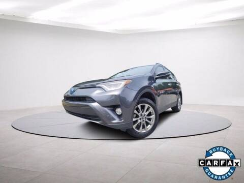 2017 Toyota RAV4 Hybrid for sale at Carma Auto Group in Duluth GA