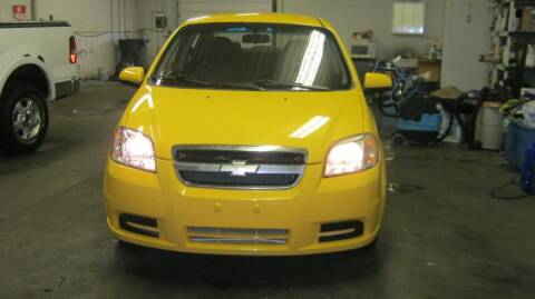 2011 Chevrolet Aveo for sale at SOUTHERN AUTO GROUP, LLC in Grand Rapids MI