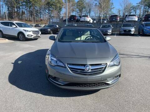 2018 Buick Cascada for sale at CU Carfinders in Norcross GA