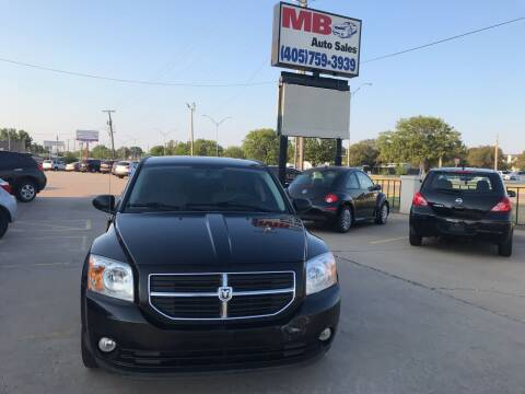 2012 Dodge Caliber for sale at MB Auto Sales in Oklahoma City OK