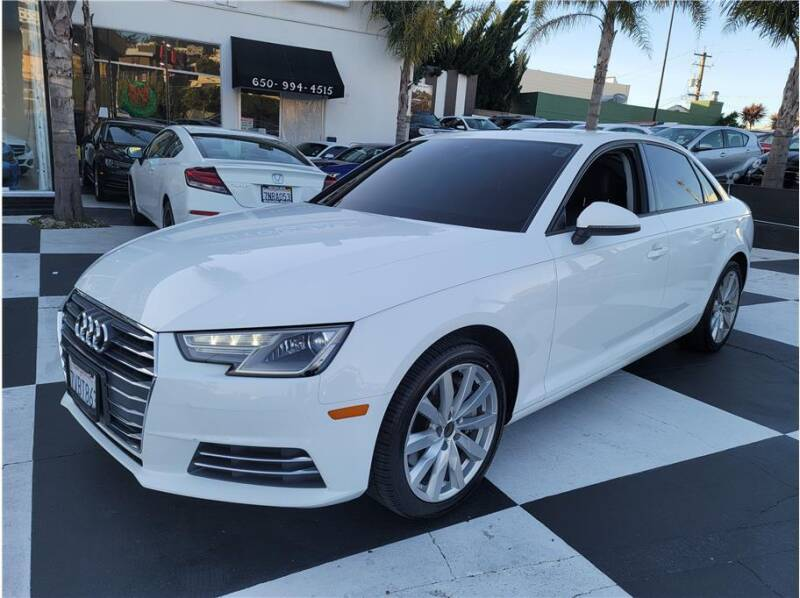 2017 Audi A4 for sale at AutoDeals in Hayward CA