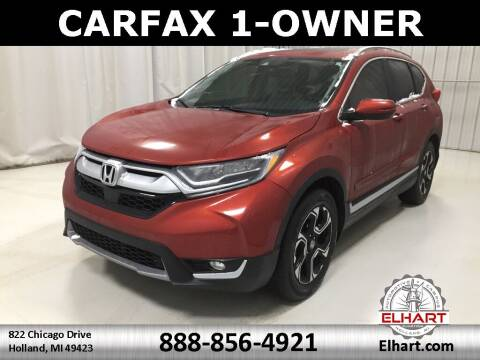 2018 Honda CR-V for sale at Elhart Automotive Campus in Holland MI