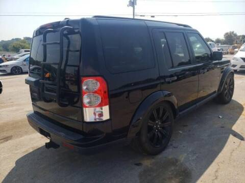 2011 Land Rover LR4 for sale at CarGeek in Tampa FL