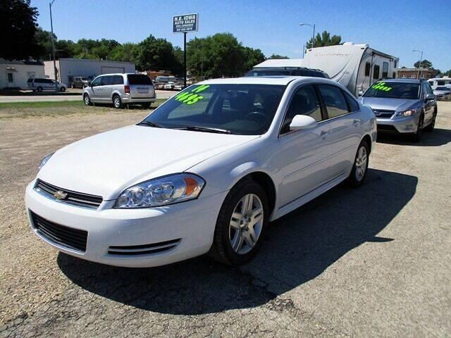 2014 Chevrolet Impala Limited for sale at Northeast Iowa Auto Sales in Hazleton IA