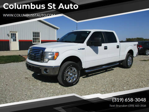 2010 Ford F-150 for sale at Columbus St Auto in Crawfordsville IA