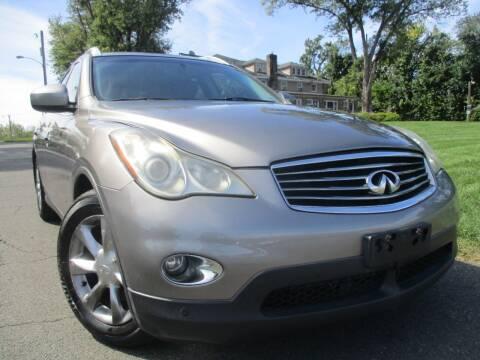 2008 Infiniti EX35 for sale at A+ Motors LLC in Leesburg VA