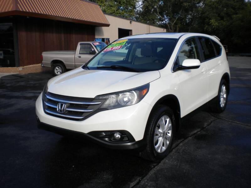 2014 Honda CR-V for sale at Houser & Son Auto Sales in Blountville TN
