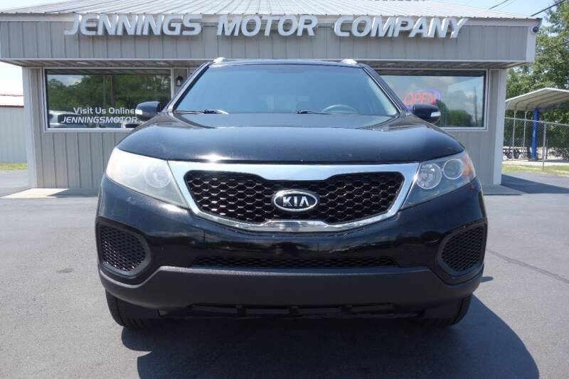 2012 Kia Sorento for sale at Jennings Motor Company in West Columbia SC
