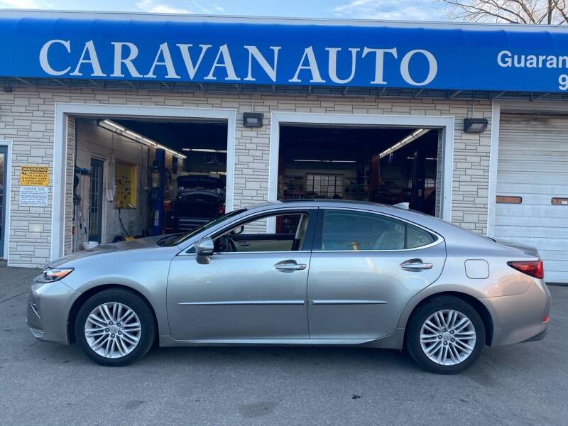 2018 Lexus ES 350 for sale at Caravan Auto in Cranston RI