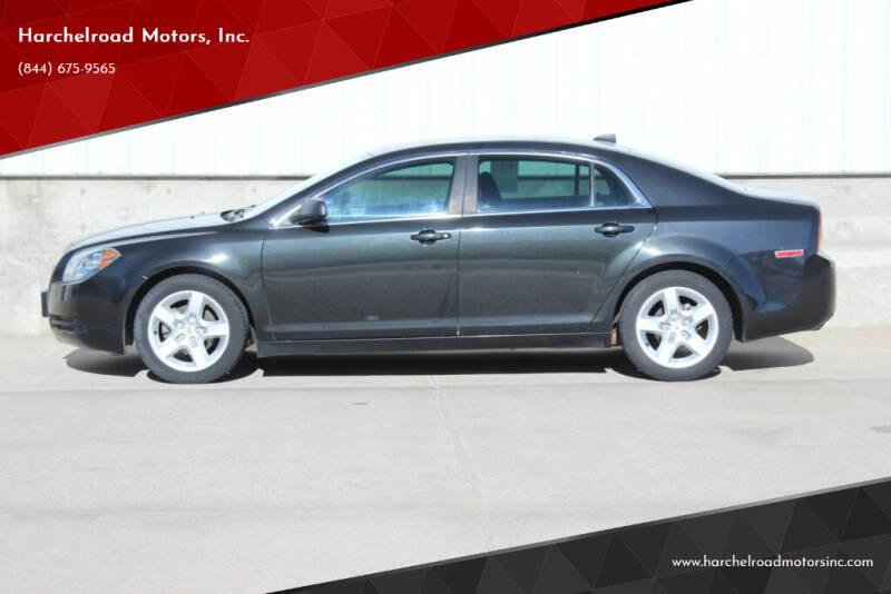 2012 Chevrolet Malibu for sale at Harchelroad Motors, Inc. in Imperial NE