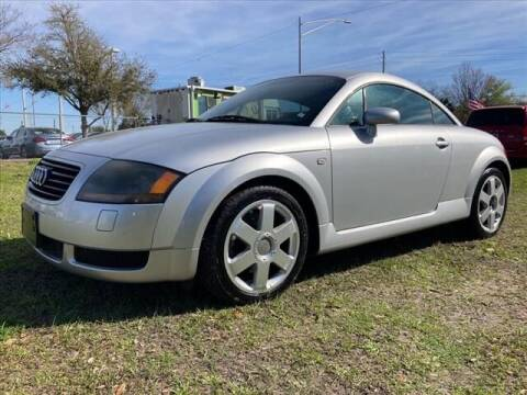 2001 Audi TT for sale at NETWORK TRANSPORTATION INC in Jacksonville FL