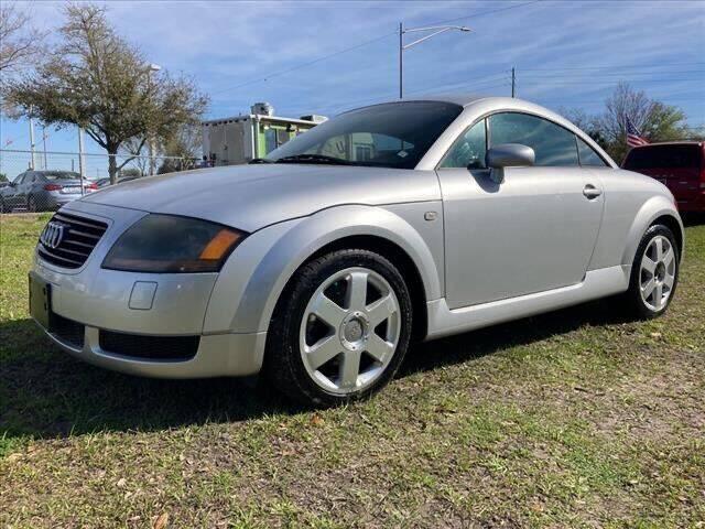 2001 Audi TT for sale at NETWORK TRANSPORTATION INC in Jacksonville FL