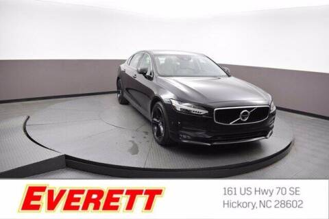 2018 Volvo S90 for sale at Everett Chevrolet Buick GMC in Hickory NC