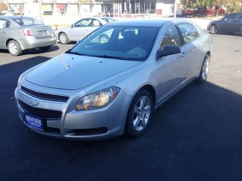 2011 Chevrolet Malibu for sale at Premier Auto Sales Inc. in Newport News VA